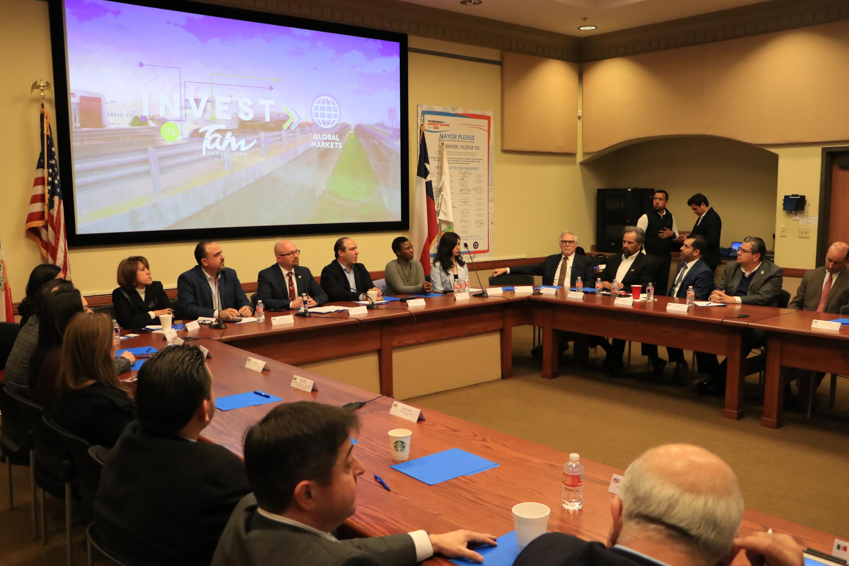 SDE-010-2019.-Firman Tamaulipas y Texas convenio para atraer inversiones de manera conjunta (4)