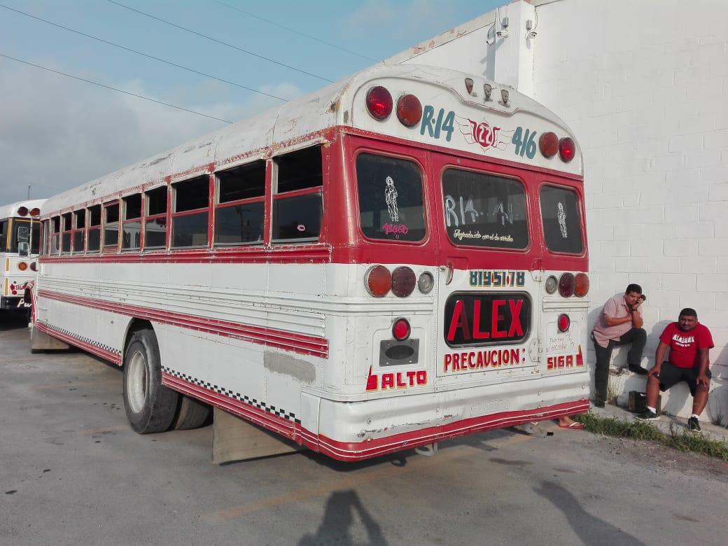 SGG-015-2019.-Subsecretaría del Transporte de Tamaulipas retira de circulación 12 unidades en Matamoros (5)