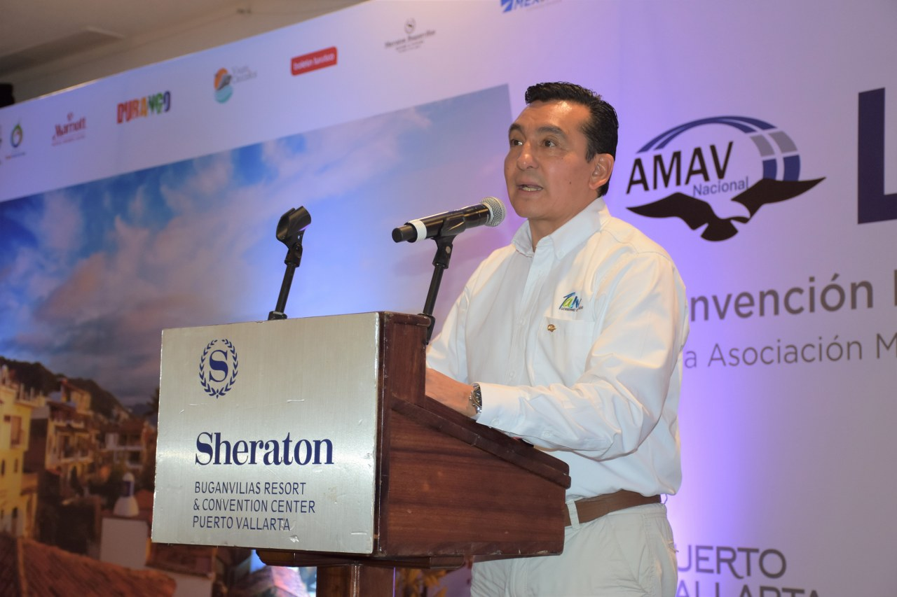 STU-027-2019.-Difunde Turismo atractivos de Tamaulipas en la Convención Nacional de AMAV (4)