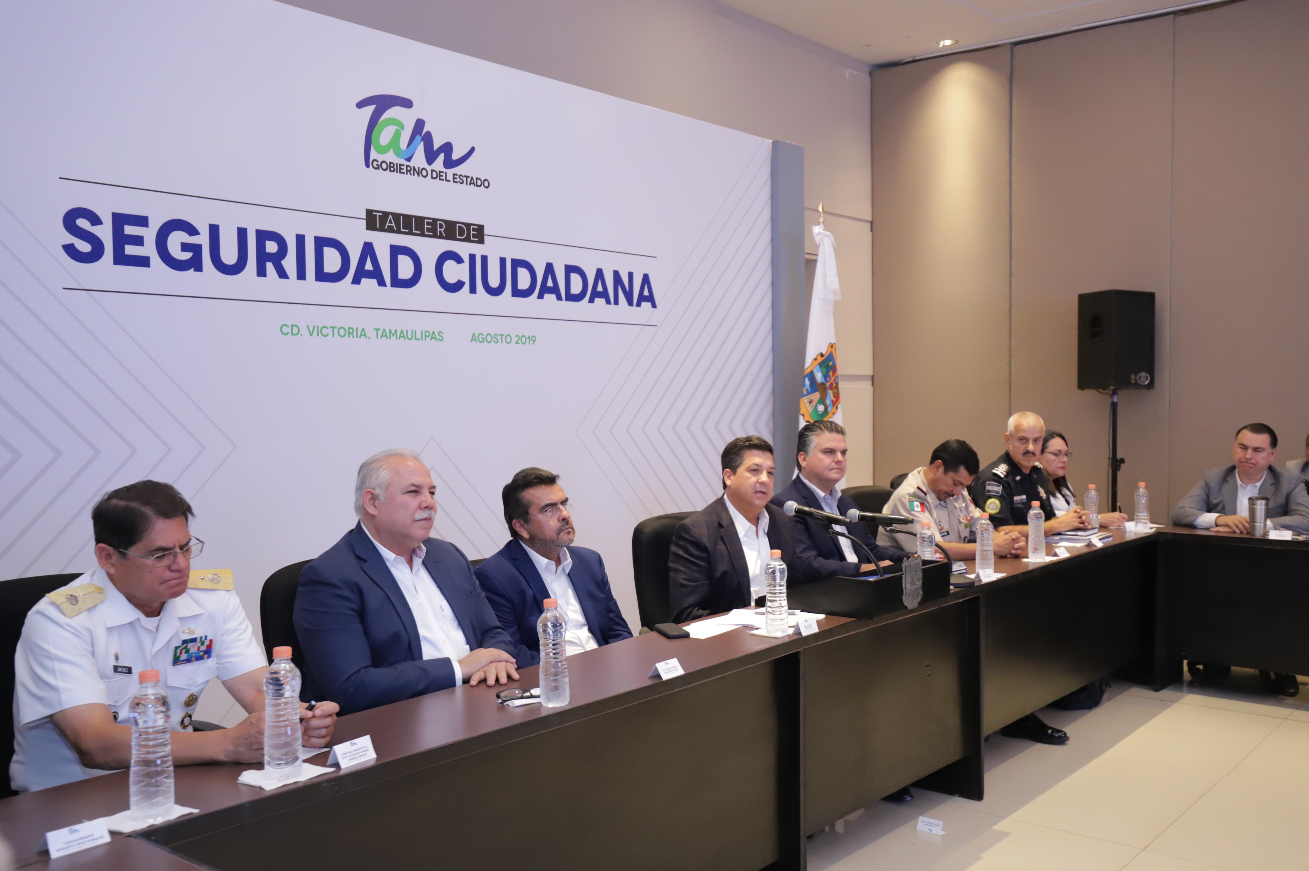 TAM-131-2019.-Definen Gobierno de Tamaulipas, Fuerzas Federales y Mesas Ciudadanas acciones de seguridad y justicia (2)