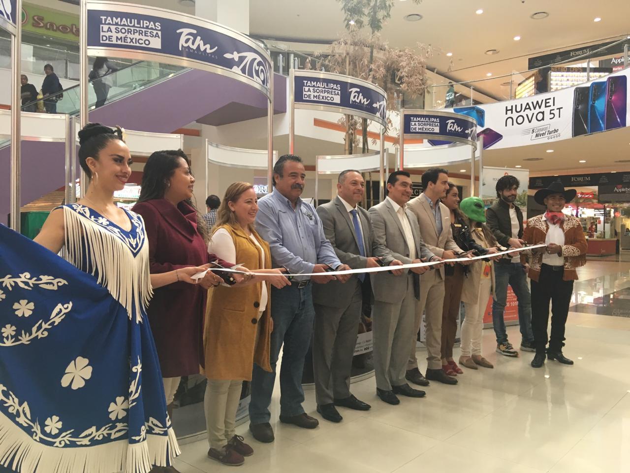 """STU-079-2019.- Promocionan """"Sorpréndete vacacionando en Tamaulipas"""" (3)"""