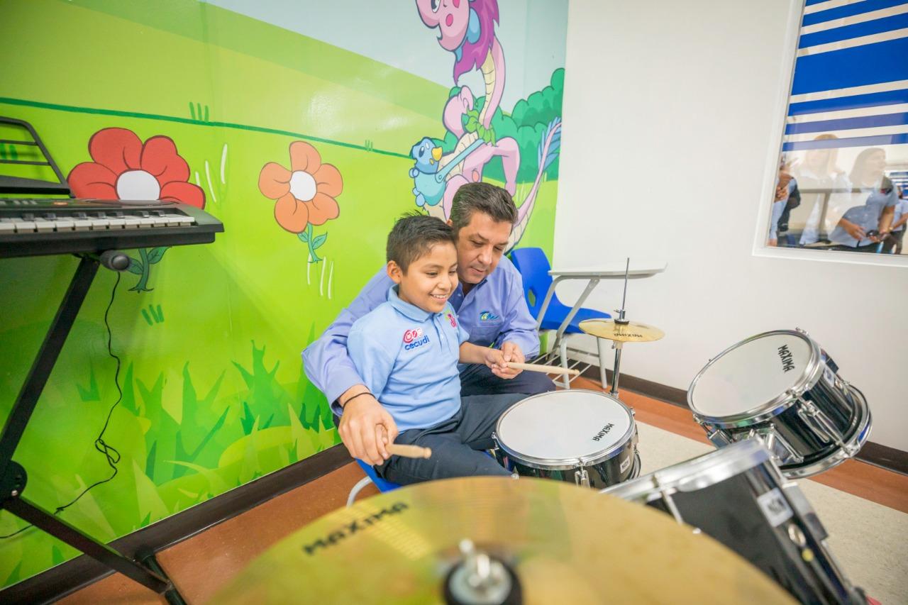 DIF-004-2020.-A dos años del lanzamiento del modelo de cuidado diario infantil único en el país, se inaugura el décimo CECUDI en Tamaulipas (5)