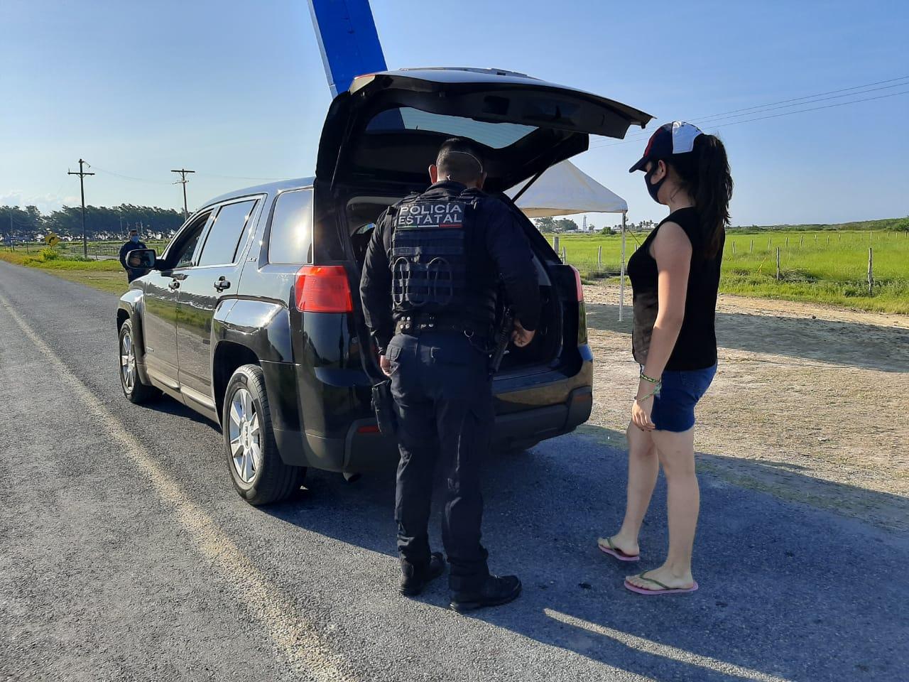 STU-069-2020.-En Tamaulipas se reactiva Playa La Pesca, siguiendo protocolos sanitarios (2)