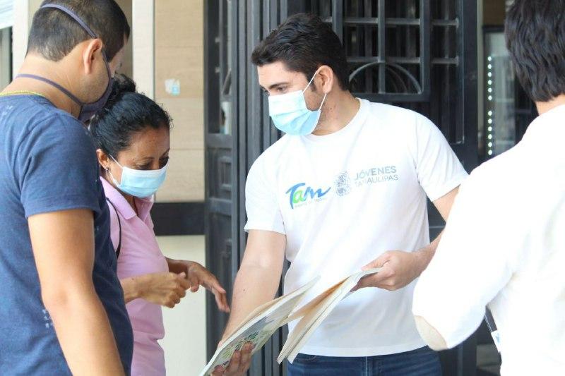 IJU-038-2020.-Jóvenes Tamaulipas realiza jornada de donación de libros en Tampico (1)
