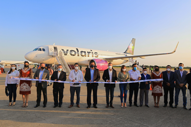 STU-086-2020.-Regreso de Volaris a Tamaulipas, fortalece la oferta aérea y turística (3)